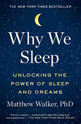 Мэттью Уолкер, «Почему мы спим»