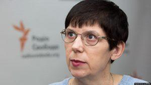 Наталья Лигачева, Детектор Медиа. Фото: ua.krymr.com