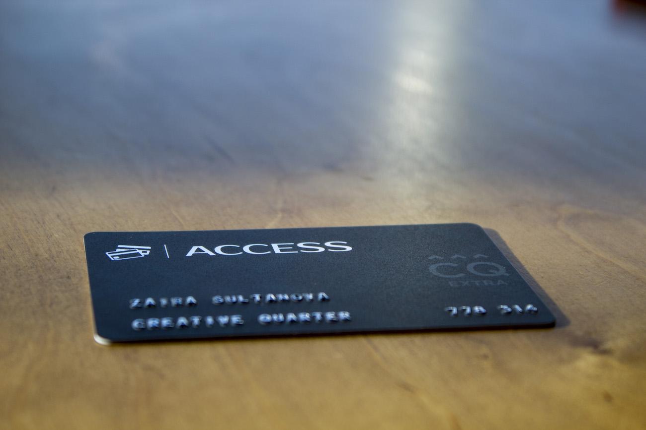 Карта Access Cards