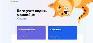 Дизайн Doge Codes