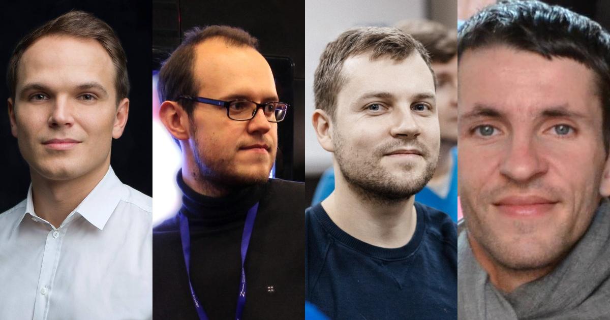 Игорь Жаданов, Андриан Буданцов, Дима Процеров и Александр Тягульский, Readdle