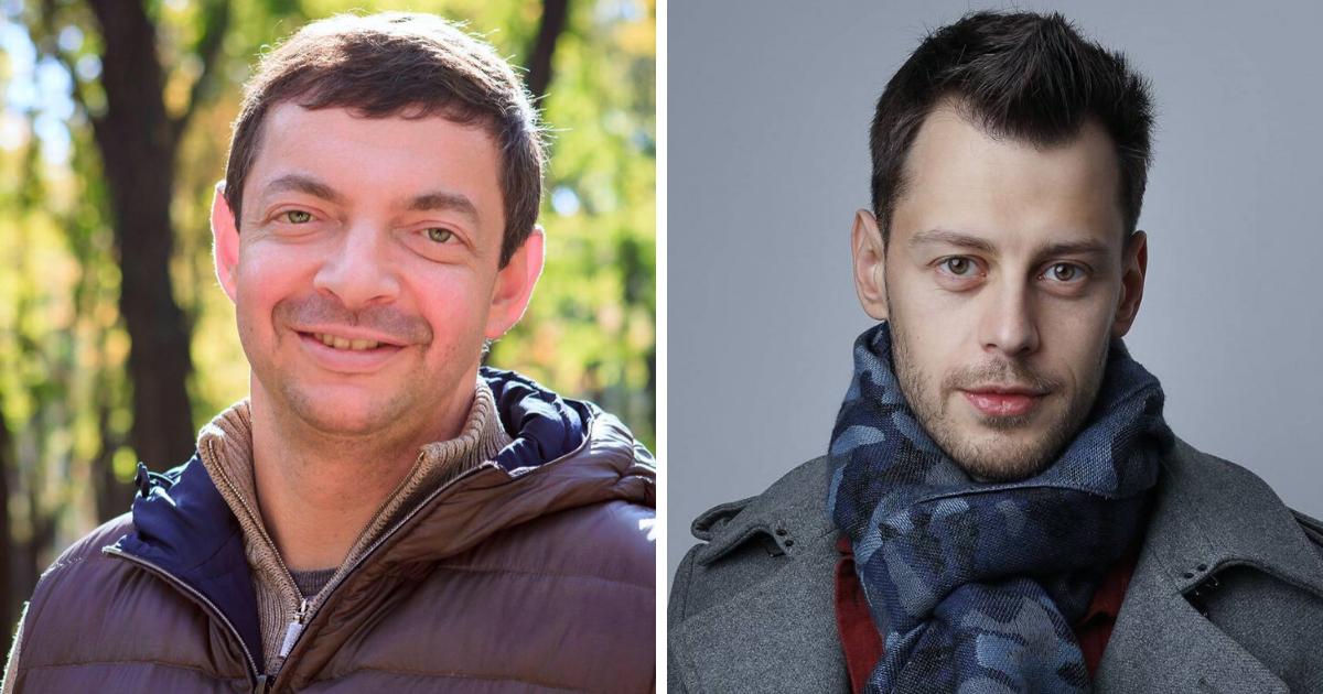 Олег Гороховский и Михаил Рогальский, monobank