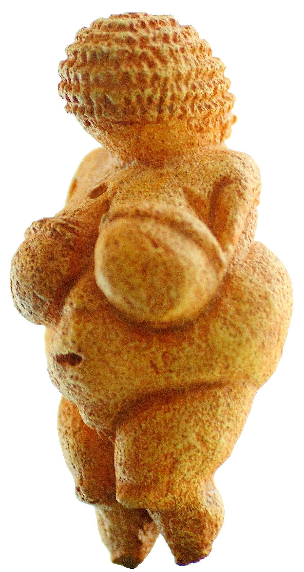 Статуэтка Венеры Виллендорфской. Источник фото: Wikipedia