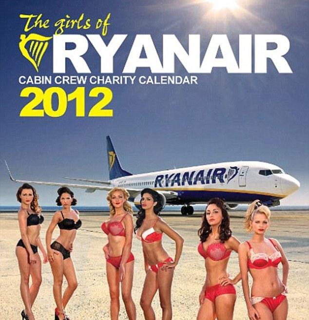 Реклама авиакомпании Ryanair. Источник фото: Daily Mail