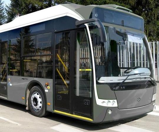 «Богдан» собирается серийно выпускать электробусы. Как они будут выглядеть?