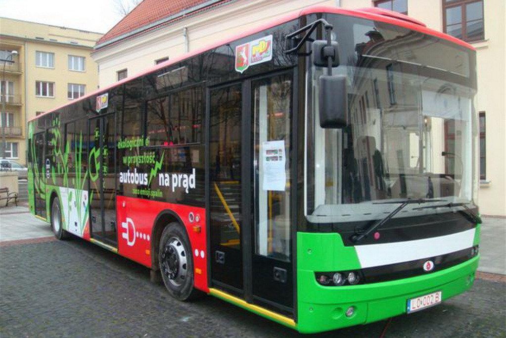 «Богдан» будет серийно выпускать электробусы