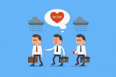 8 способов стать счастливее на работе без увольнения