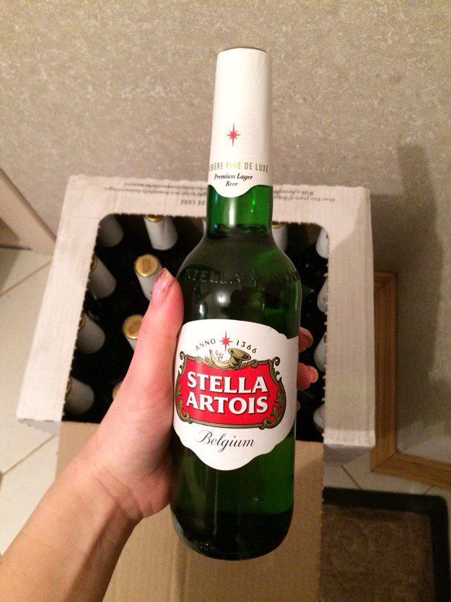 Два ящика пива