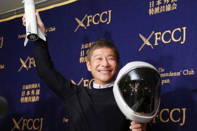 Юсаку Маєзава Фото: cnbc.com