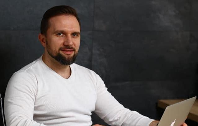 Вадим Коверник. Источник фото: личная страница на Facebook