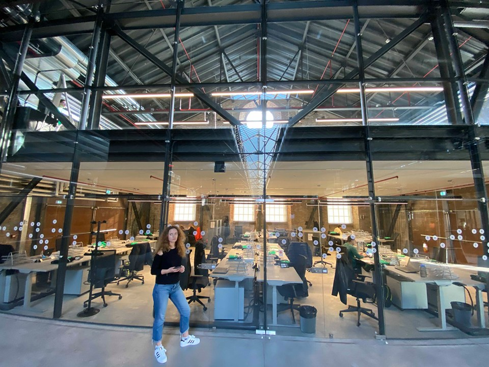 Простір OGR в Турині. Джерело фото: особистий архів