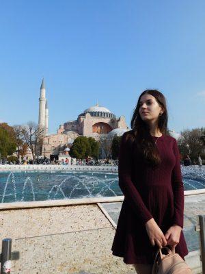 Наташа в Стамбуле