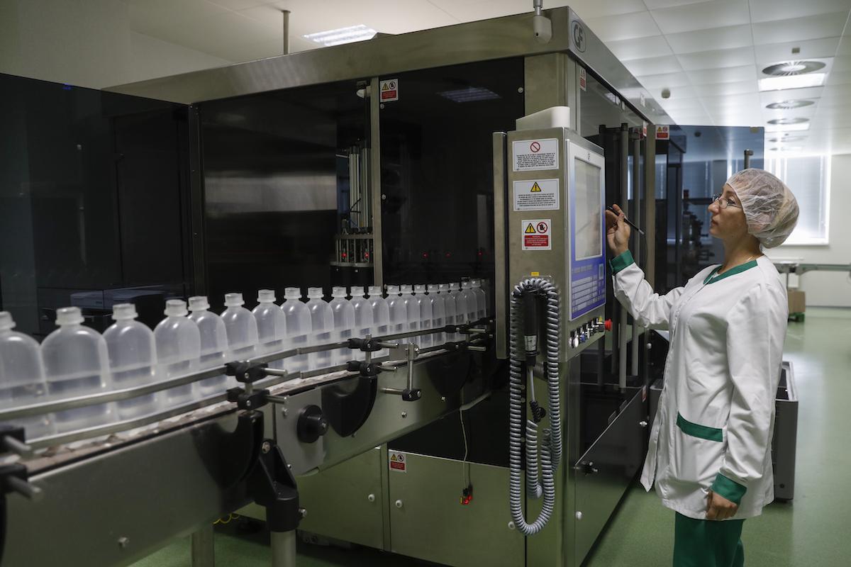 Производство Дарницы