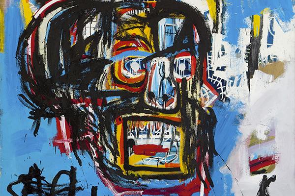 Безымянная картина Жана-Мишеля Баския