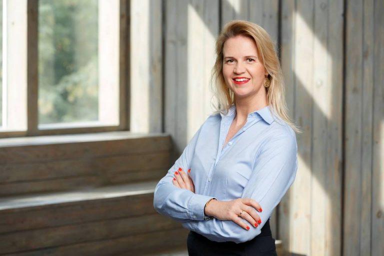 Татьяна Лукинюк, генеральный директор Red Bull в Украине
