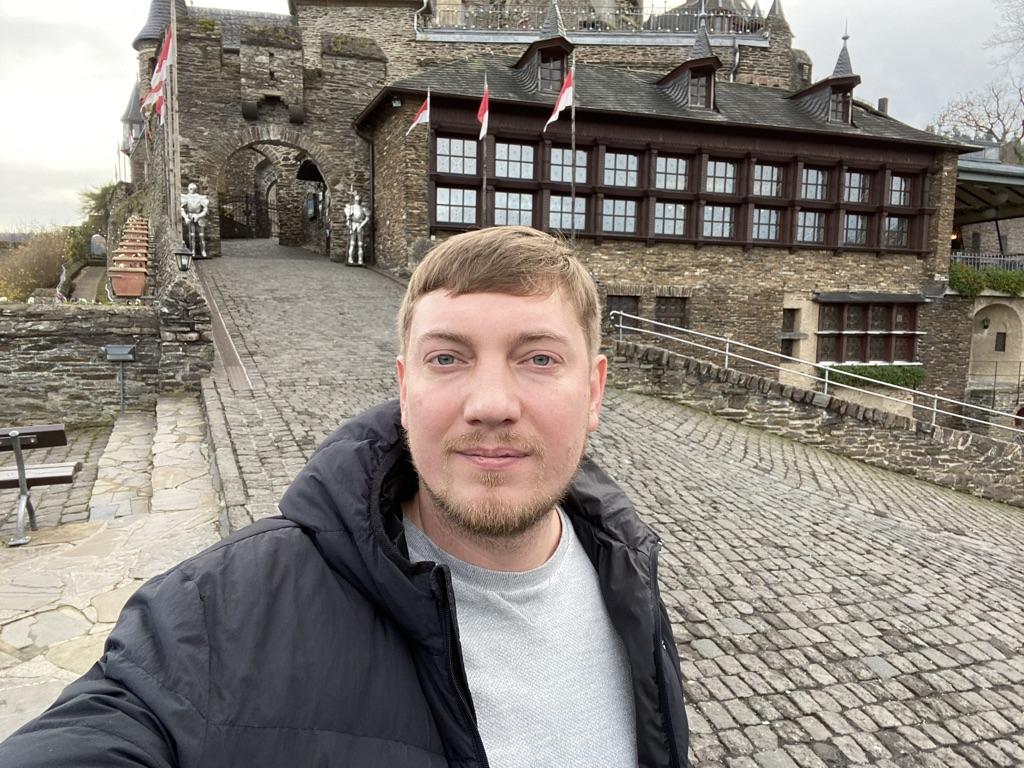 Максим Кузиненко. Фото из личного архива