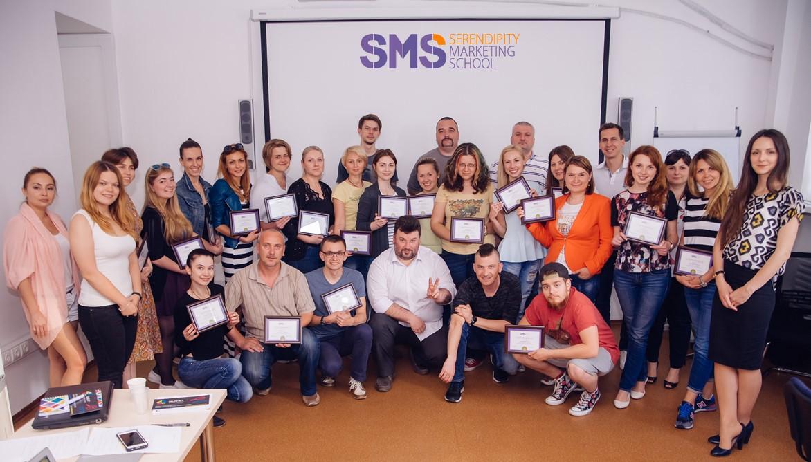 Школа маркетинга SMS