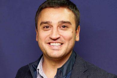 Александр Борняков. Фото с личной страницы Facebook.