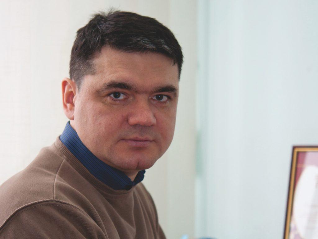 Александр Шаманов