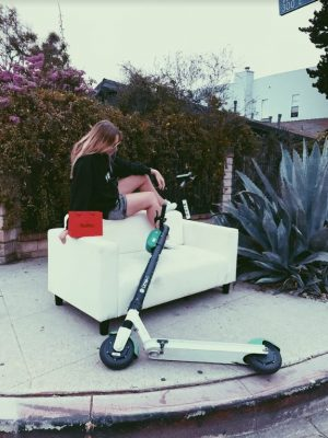 Алина в Калифорнии