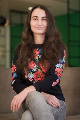 Лиза Дзюба. Источник фото: личный архив