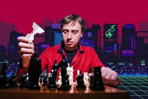 Алексей Мась делает соцсеть на миллиард. Что общего у бизнеса и шахмат – в его истории