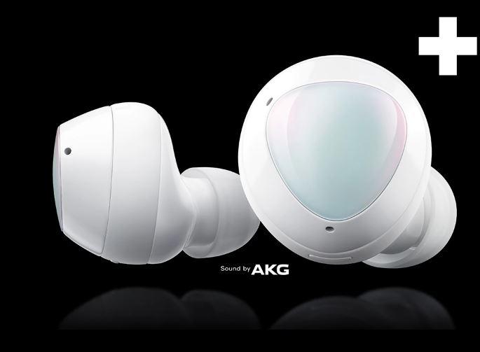 Наушники Galaxy Buds+. Источник фото: официальный сайт Samsung