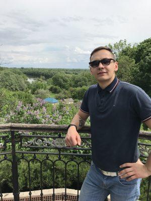 Алексей Лютый