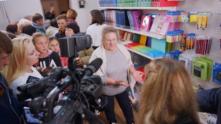 Любовь Лосик развивает свой бизнес в 75 лет: ее история