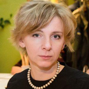 Екатерина Горчинская. Источник фото: личная страница в Facebook