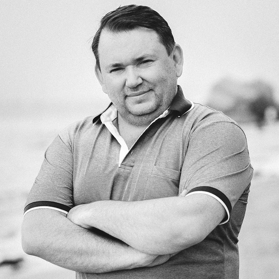 Владислав Рашкован. Фото: личная страница Facebook