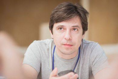 Владимир Федорин. Источник фото: личная страница в Facebook