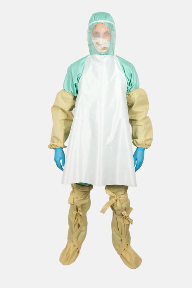 Защитные костюмы от «Текстиль-Контакт»