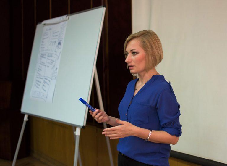 Оксана Дмитровская
