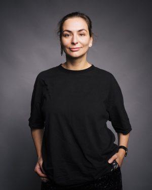 Анна Стеценко