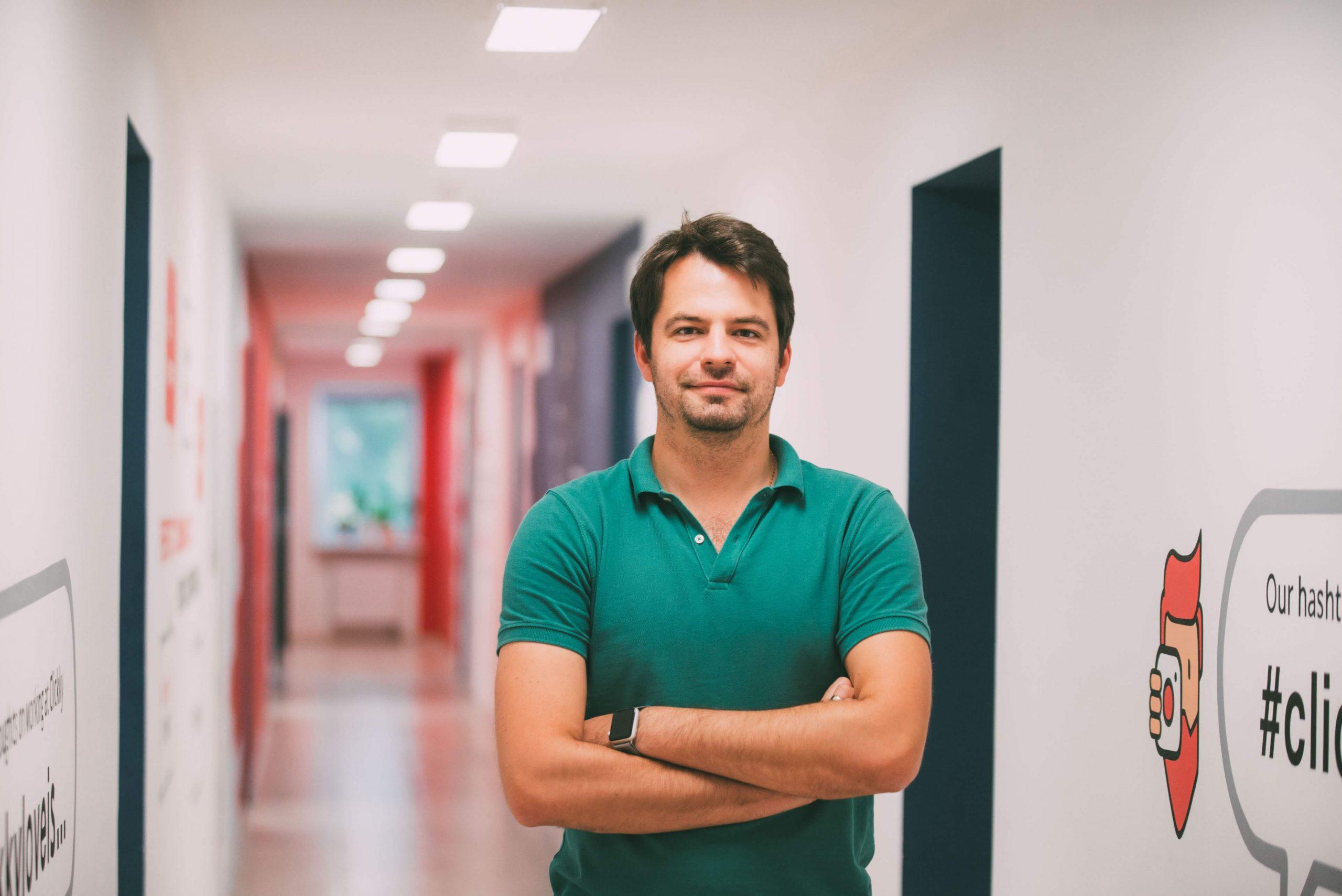 Вадим Роговский 3DLOOK. Фото: Николай Вдовенко