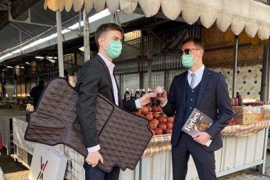 Рулон туалетной бумаги в аренду и iPhone: как мы снимали ролик про коронавирус для соцсетей