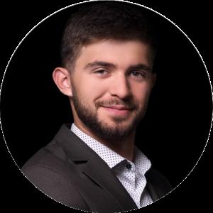 Даниил Пономаренко, бизнес-аналитик Первой украинской студии.