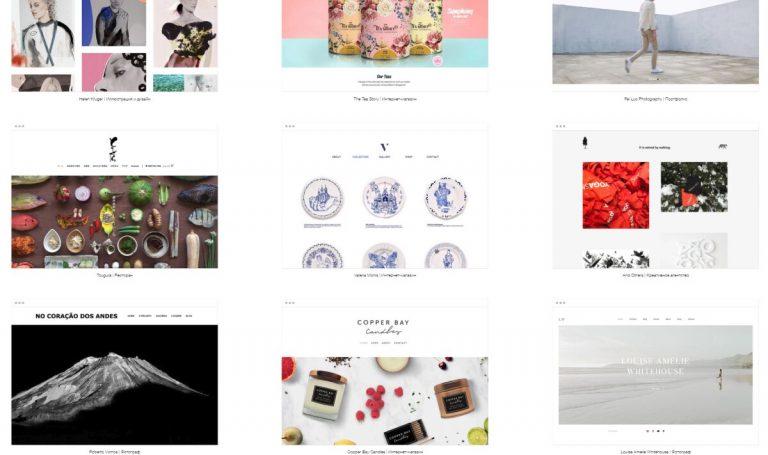 Шаблоны сайтов на Wix: 675 способов сделать хороший сайт