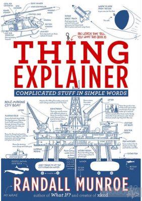 «Объяснитель вещей: Сложные вещи простыми словами», Ренделл Манро