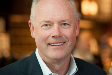 Кевин Джонсон, президент и главный исполнительный директор Starbucks