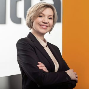 Наталія Аньон, СЕО та президент Svitla Systems.