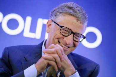 Билл Гейтс. Источник: observer.com