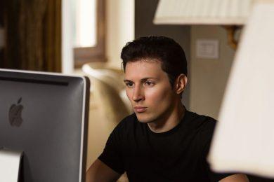 Павел Дуров. Источник фото: Facebook