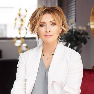 Виктория Тигипко. Фото: личная страница Facebook
