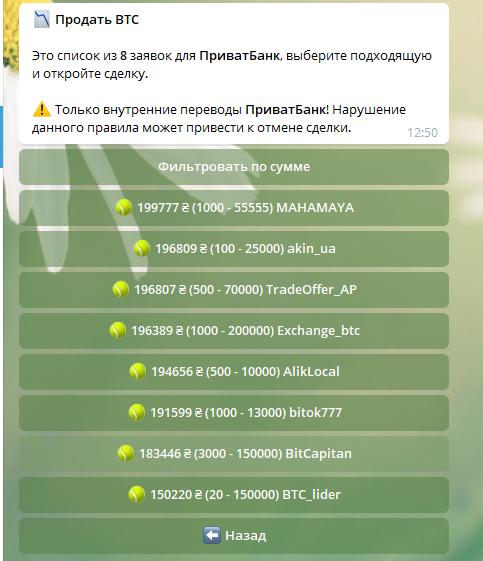 Как я торговал биткоинами через Telegram-бота и умудрился заработать: эксперимент