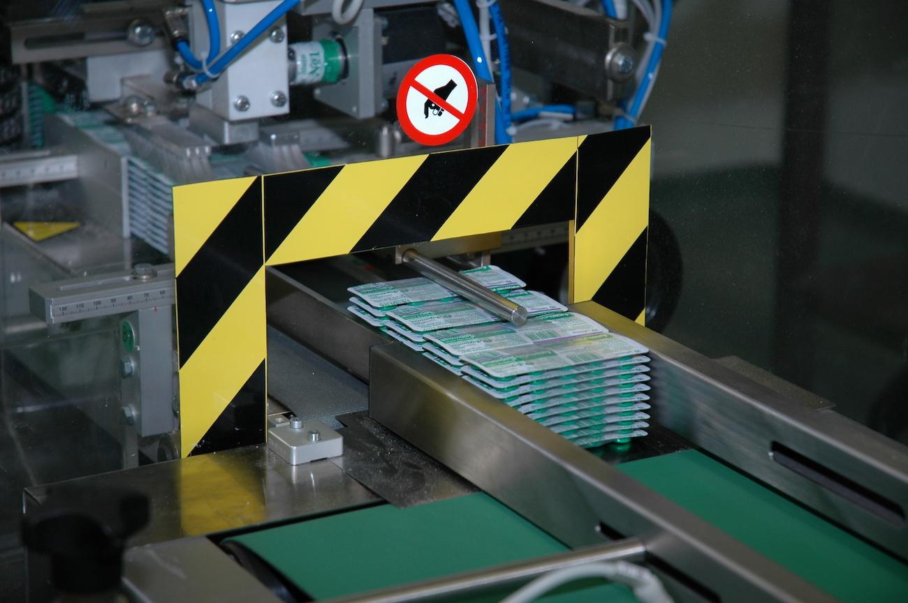 В марте и апреле Дарница выпустила 3,6 млн упаковок парацетамола и 100 тыс. упаковок «Иммустата»