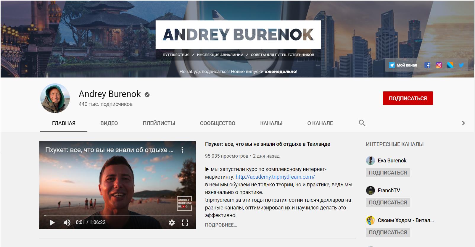Andrey Burenok