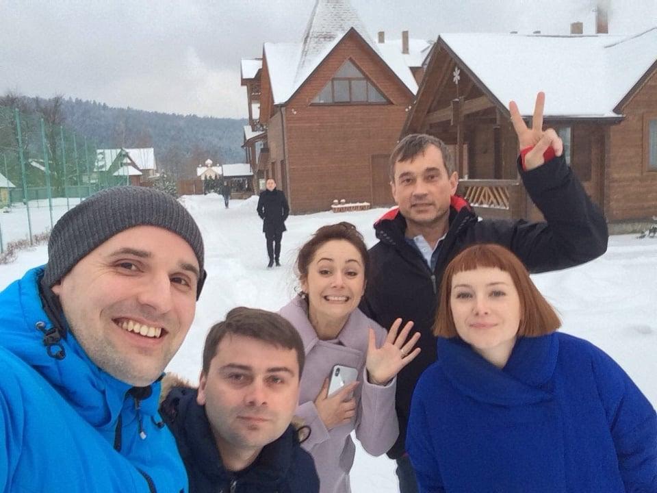 Aspen-семинар, знакомство с Василием Хмельницким