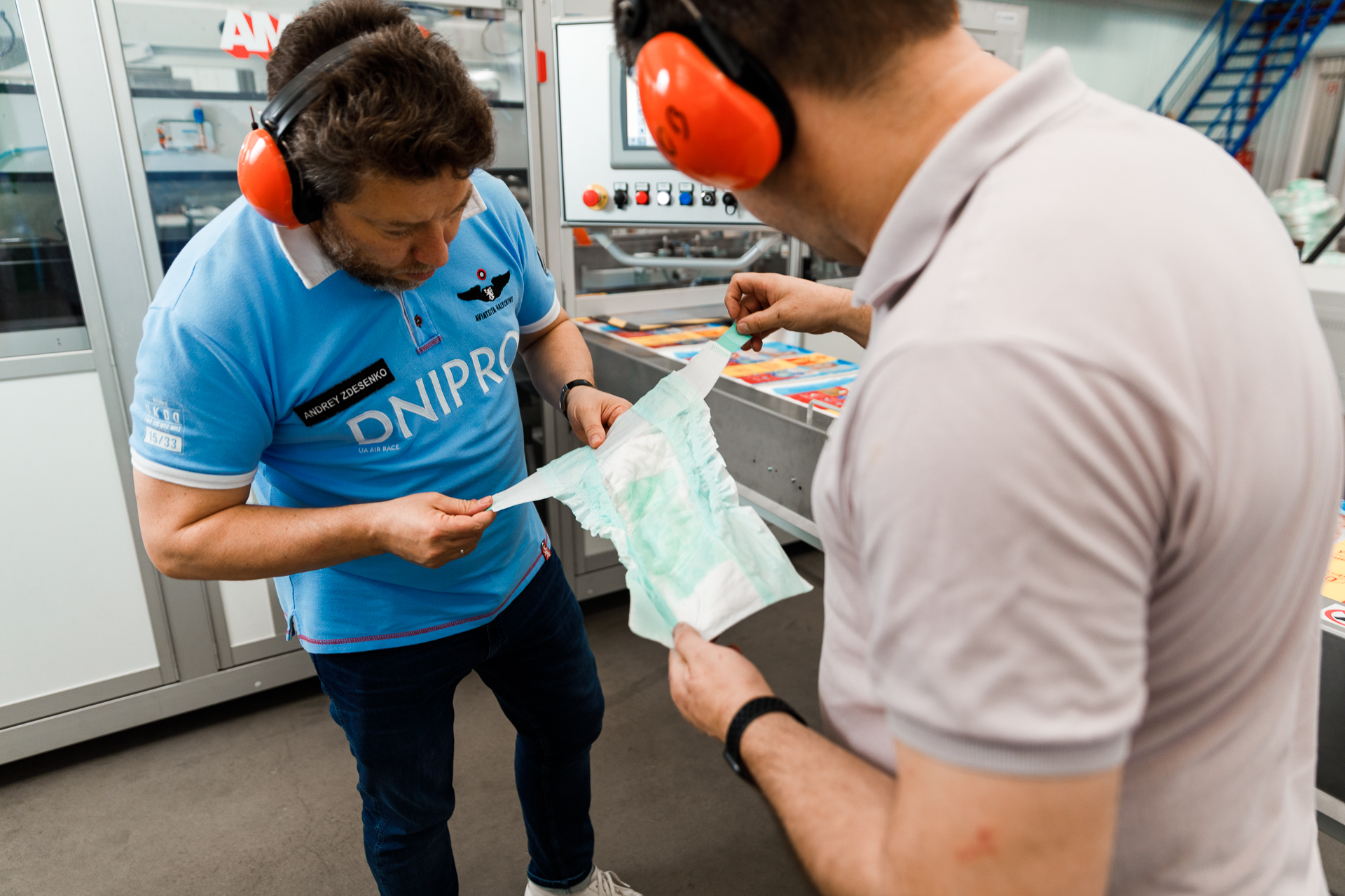 Подгузники «Биосферы» стоят 250 гривен